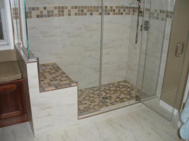 tile shower clifton park ny 12065